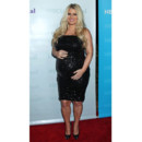 Jessica Simpson enceinte NBC Universal 2012 Press Tour All-Star Party janvier 2012