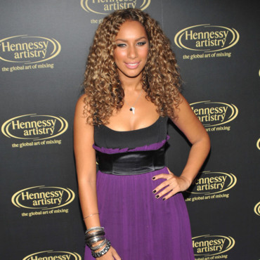 Leona Lewis Hennessy Artistry Finale Event chirurgie esthétique octobre 2008