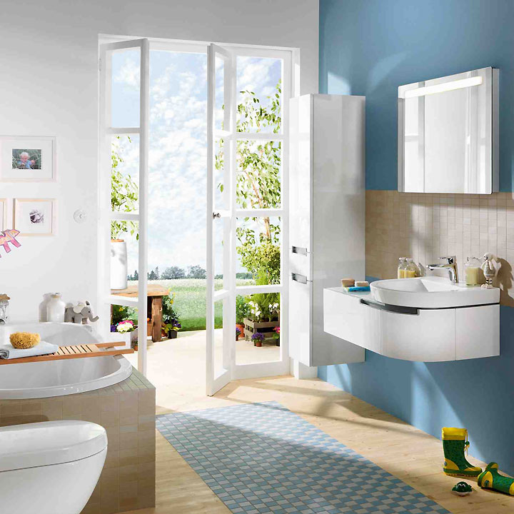 salle de bain 2011 d couvrez la nouvelle collection subway de villeroy boch une salle de. Black Bedroom Furniture Sets. Home Design Ideas