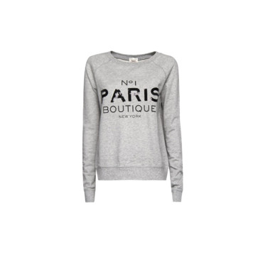 Le sweat chic Mango 25 euros
