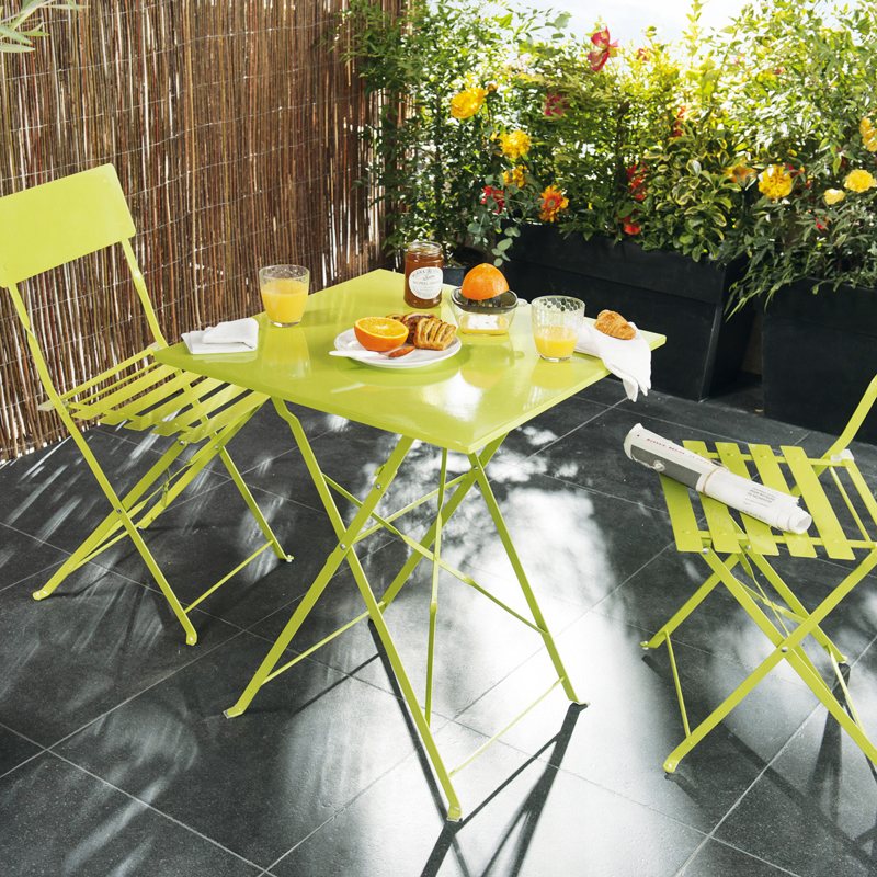 Conforama Table De Jardin