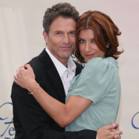 Photo : Timothy Daly et Kate Walsh de Private Practice