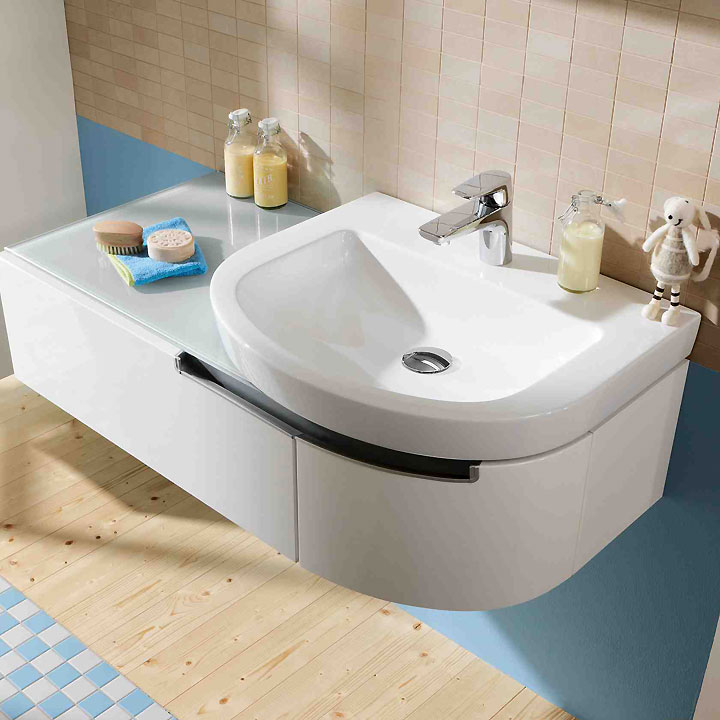 salle de bain 2011 d couvrez la nouvelle collection subway de villeroy boch un lavabo. Black Bedroom Furniture Sets. Home Design Ideas