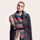 Collection H&M automne hiver 2010-2011 silhouette 15