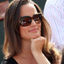 Pippa Middleton  Roland Garros avec un ami 29 mai 2011