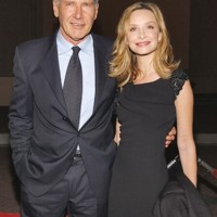 Photo : Harrison Ford, Calista Flockhart