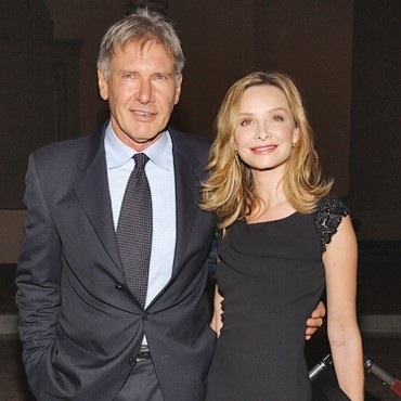 Plurielles.fr > People : Harrison Ford et Calista Flockhart
