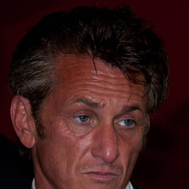 Sean Penn tapis rouge de This Must be The Place