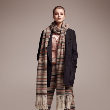Collection H&M automne hiver 2010-2011 silhouette 16