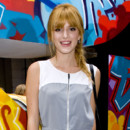 Bella Thorne lors de la mercedes benz fashion week à New York le 8 septembre 2013