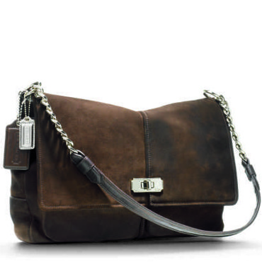 Sac Coach Chelsea_Suede_Pocket_Flap