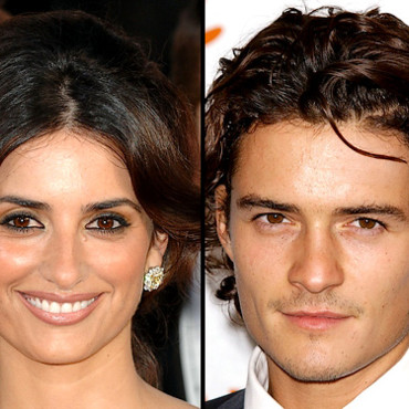 Penélope Cruz et Orlando Bloom