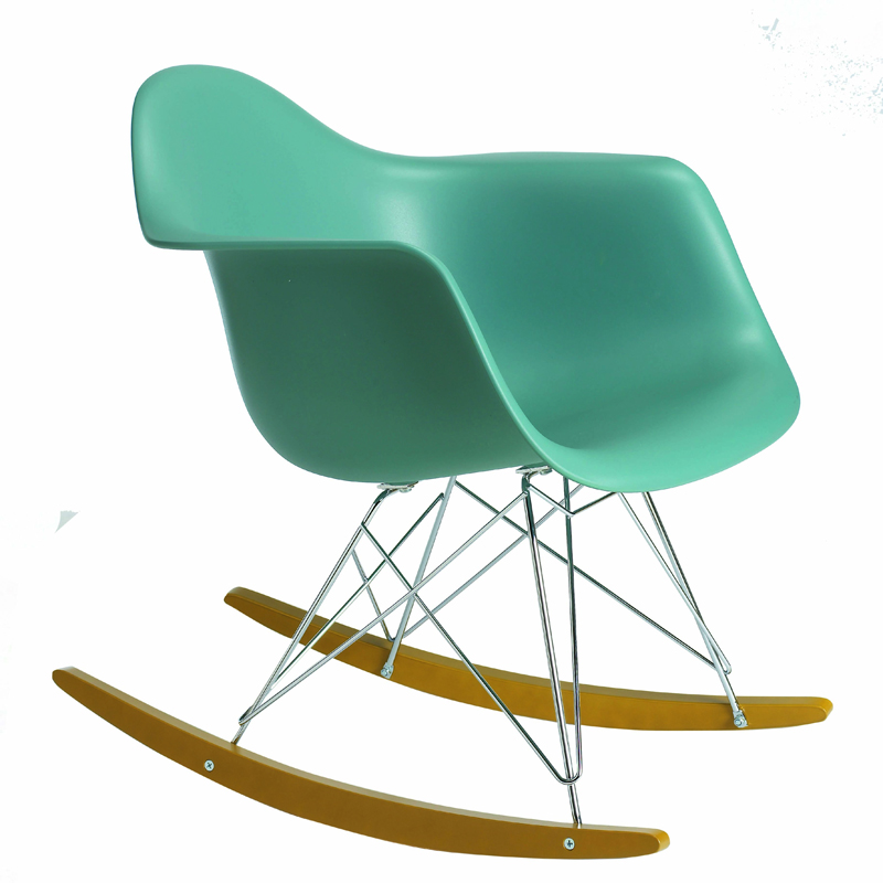 Chaise bascule eames rar for Chaise a bascule