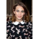 Alexa Chung au défilé Louis Vuitton Fashion Week PE 2011/2012