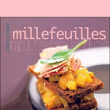 Variations gourmandes - les millefeuilles