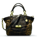 Sac Coach Kristin_Cheetah_Carryall