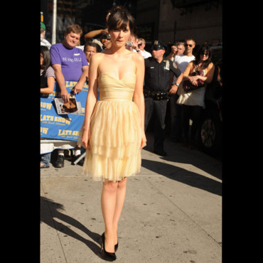 people : Zooey Deschanel
