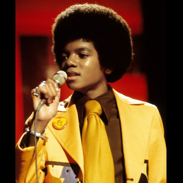 people : Michael Jackson chanteur des Jackson 5