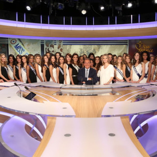 Miss France 2014, JT TF1