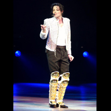 people : Michael Jackson en concert