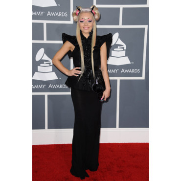 Kerli aux Grammy Awards 2013