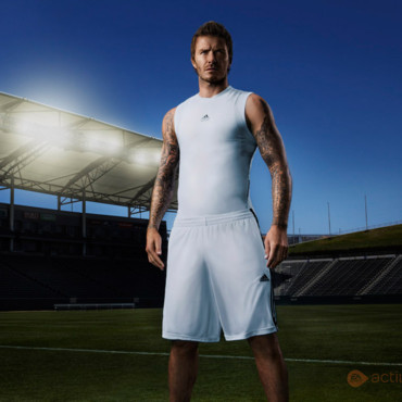David Beckham pour EA Sports Active