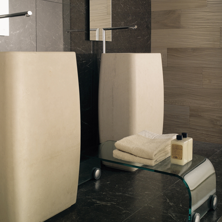 Porcelanosa la nouvelle collection encore plus design for Porcelanosa salle de bain prix