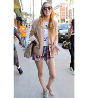Tendance short Whitney Port