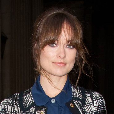 Olivia Wilde au défilé Louis Vuitton Fashion Week Paris
