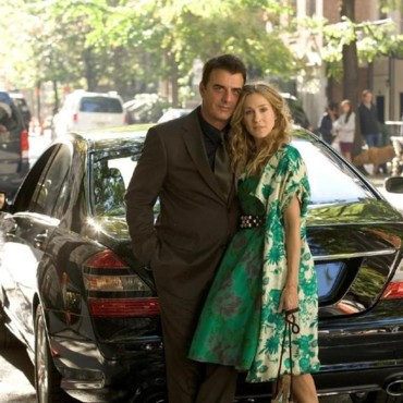 Sex and the city : Carrie et Big