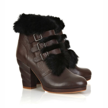 Bottines See by Chloé 348 euros