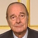 people : Jacques Chirac