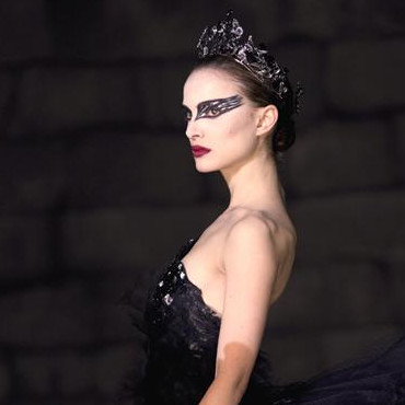 Natalie Portman dans The Black Swan