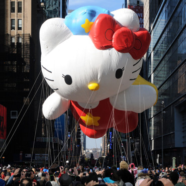 Hello Kitty Balloon - New York 2011