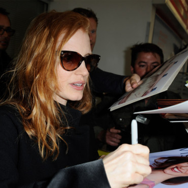 Cannes 2012 Jessica Chastain