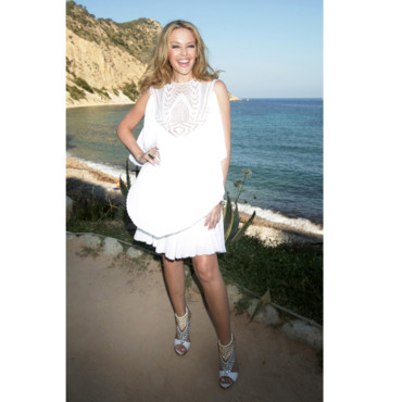 Kylie Minogue en Givenchy