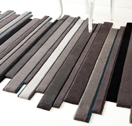 ora to cr e de nouveaux tapis parquet originaux tendances d co d co. Black Bedroom Furniture Sets. Home Design Ideas