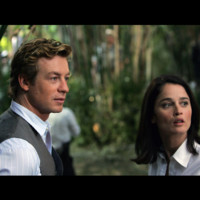 Photo : Simon Baker dans Mentalist