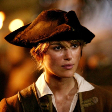 Keira Knightley pirate des Caraïbes 2