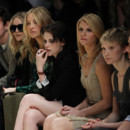 Kristen Stewart Ashley Olsen Claire Danes Kate Hudson au défilé Burberry