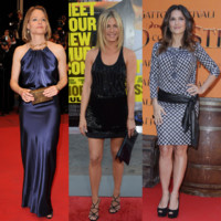 Charlize Theron, Heidi Klum... Toutes en Balenciaga 