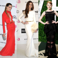Dior, Chanel, Stéphane Rolland, Lanvin la french touch star des tapis rouges !