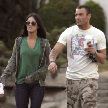people : Megan Fox et Brian Austin Green
