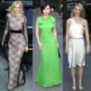 Gwyneth Paltrow Christina Ricci et Kristen Dunst pour Chopard