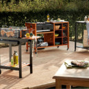 Barbecue Cook'in Plancha, environ 399 euros