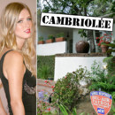 Nicky Hilton cambriole 