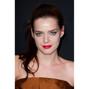 Roxane Mesquida à la soirée Hogan by Karl Lagerfeld Fashion Week Paris