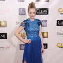 Amanda Seyfried lors des Critic's Choice Awards 2013 le 10 janvier 2013 robe Mario Schwab