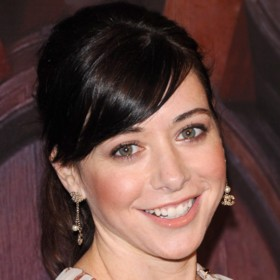 people : Alyson Hannigan