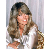Photo : Farrah Fawcett en 1978